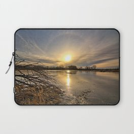Easter Halo Laptop Sleeve