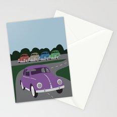 V Bug Stationery Cards