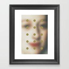 Opus 2 Framed Art Print