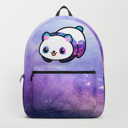 Kawaii Galactic Mighty Panda Backpack
