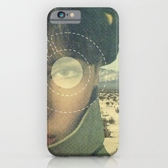 We do not truly see light, we only see slower things lit by it. iPhone & iPod Case