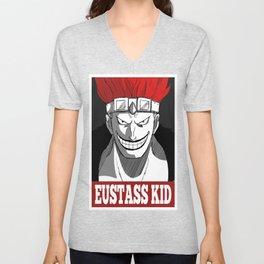 Eustass Kid OB Unisex V-Neck