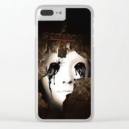 AHS Clear iPhone Case