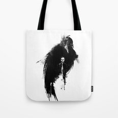 Quoth the Raven Tote Bag