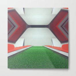 [31/07/16] CULTIVATION CHAMBER Metal Print