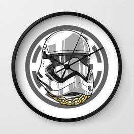Storm Trooper Wall Clock