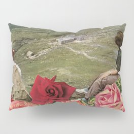 Life is a Bed of Roses Pillow Sham