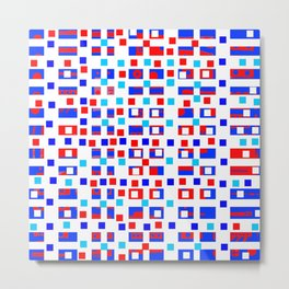 Color square 13 Metal Print