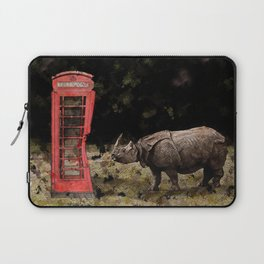 Wrong Number Laptop Sleeve