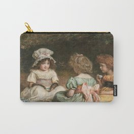 John Everett Millais - Afternoon Tea Carry-All Pouch