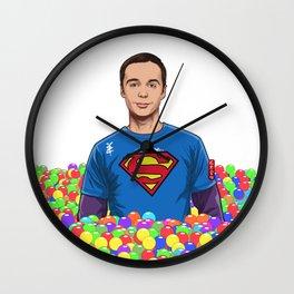 Dr Cooper Wall Clock