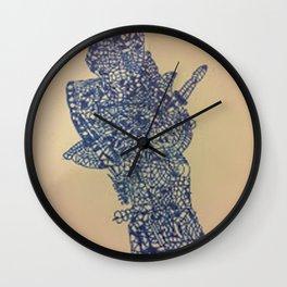 Eye Clocktower Wall Clock