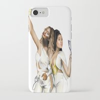 minaj iPhone & iPod Cases featuring ...Carry ON by g.Mozel