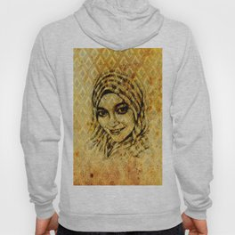 hijab art Hoody