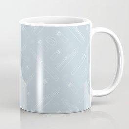 Vape Pattern | Vaping Cloud Chaser E-Cigarette Coffee Mug