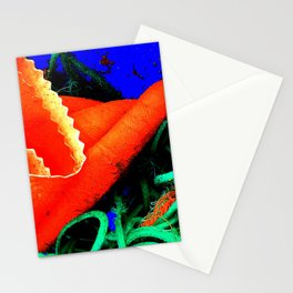 Rubber Glove Seven Stationery Cards
