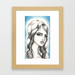 Perrin Framed Art Print