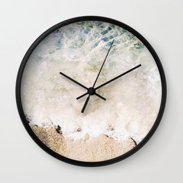 Malibu Shore Wall Clock