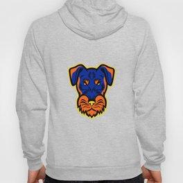 Jagdterrier Front Mascot Hoody
