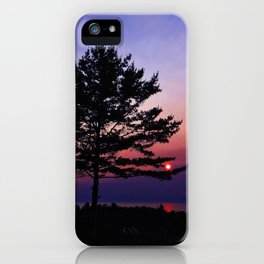 Setting Star iPhone Case
