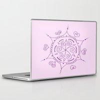henna Laptop & iPad Skins featuring Henna by Melissa Wildt