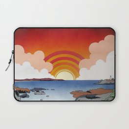 Godrevy and St. Ives Bay Laptop Sleeve