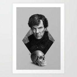 The high-functioning sociopath Art Print