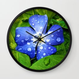 Sun after the Rain Wall Clock