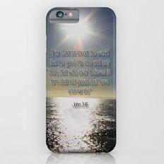 John 3:16 iPhone 6s Slim Case