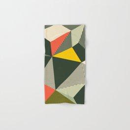 Bauhaus Hand & Bath Towel