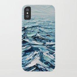 Tiny Seascape No. 2 iPhone Case