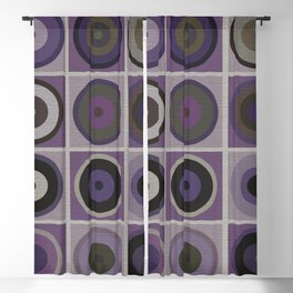 Kandinsky #33 Blackout Curtain