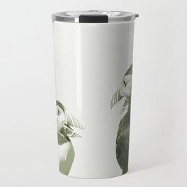 Monochrome - Conversations Travel Mug