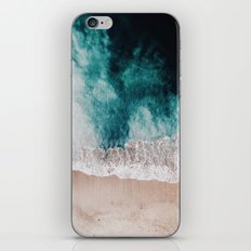 Ocean (Drone Photography) iPhone & iPod Skin