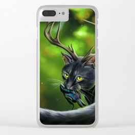 Catalope Clear iPhone Case