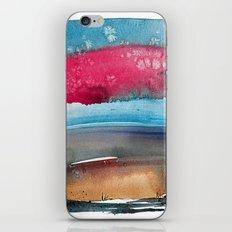 Landscape Color Study 1 iPhone & iPod Skin