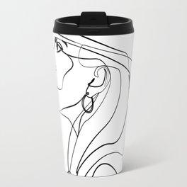 Lady Ga Travel Mug