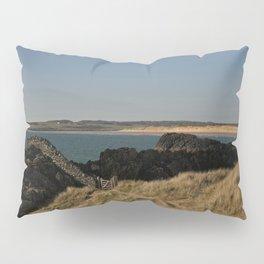Towards Malltraeth Beach Pillow Sham