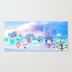 Best Xmas ever Canvas Print