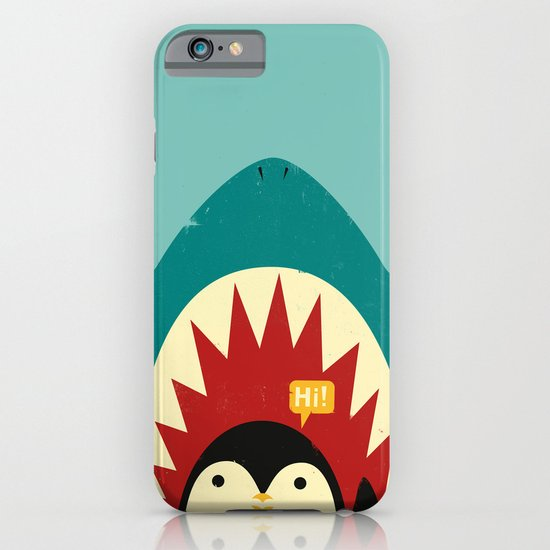 Hi! iPhone & iPod Case