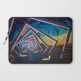 Trestle Bridge Laptop Sleeve