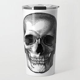 Head Skull Travel Mug