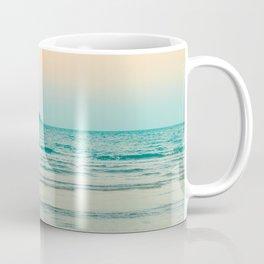 Alone in the Sea Coffee Mug
