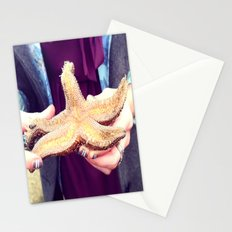 Starfish Stationery Cards