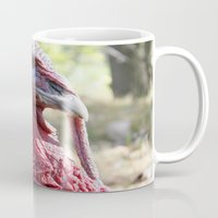turkey Mugs featuring Turkey by Gerstnecker Design