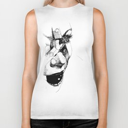 Ball Gagged Biker Tank