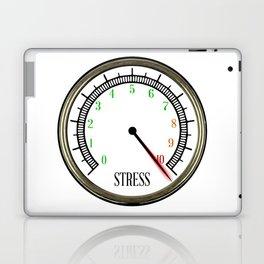 Stress Meter Laptop & iPad Skin