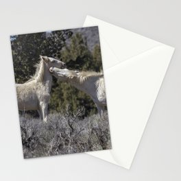 Wild Horses with Playful Spirits No 7 Stationery Cards