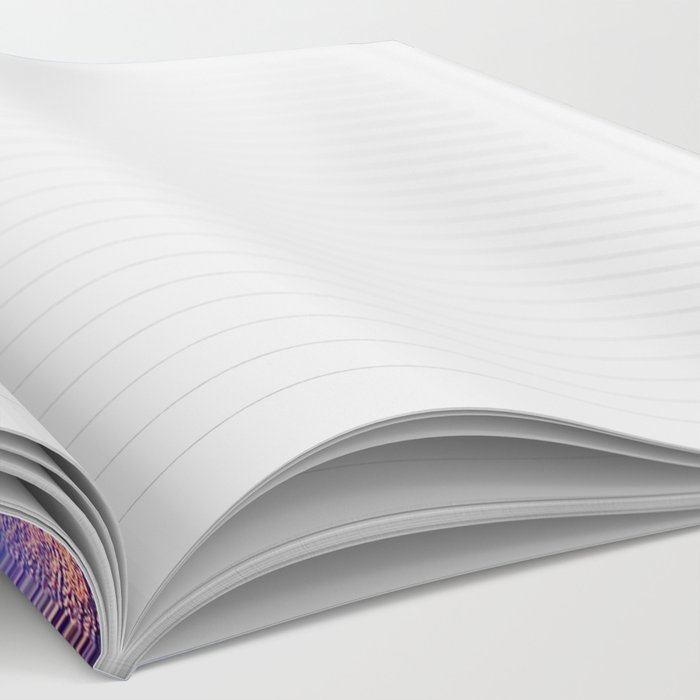 Paisaje y color II Notebook