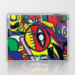 One Eyed Jacks. Laptop & iPad Skin